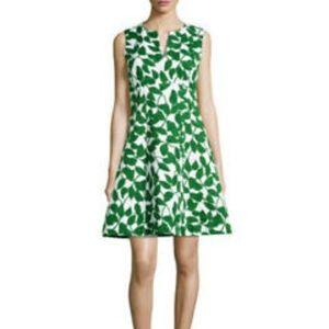 Kate Spade Leaf Dress